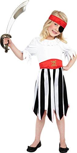 in Kostüm, Kleid und Haarband, Größe: M, 38640 (Hit Girl Kostüm 2)