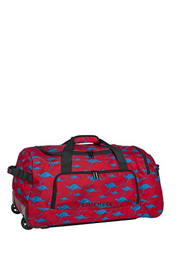 Chiemsee Bags Collection Koffer, 70 cm, 2645 Dark Red/M Blue
