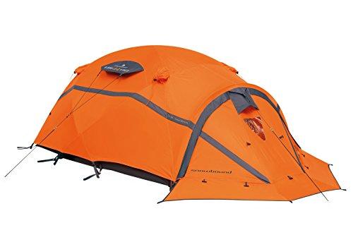 Ferrino Snowbound Tenda, Arancione, 2 Persone
