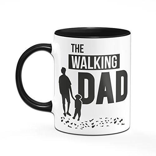 Tasse THE WALKING DAD - Kaffeetasse Geschenk für Papa - 2