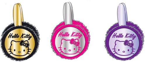 Cache Ohren Effekt beschichtet Mädchen Hello Kitty Violett ()