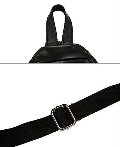 Damen-Mode-Nieten-Umhängetasche A1