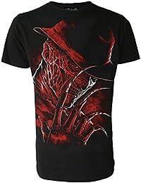 """Inspiriert von Freddy Krueger/""""A Nightmare On Elm Street-Horrorfilm Original Darkside Herren T Shirt"""