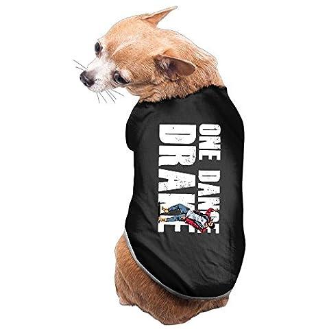 Costumes Noir Halloween Pour Les Costumes Guys - xj-cool danse Man Costume pour chien T-shirt