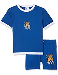 Real Sociedad Pijrso Pijama Corta a3576f3acc1f4