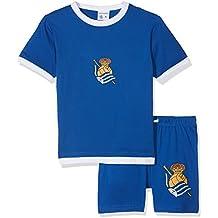 Real Sociedad Pijrso Pijama Corta efa1e139cb7d2