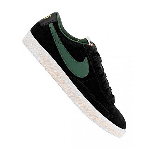 Marcas por Menos Nike Zapatillas Blazer Low PRM VNTG Negro/Verde/Blanco EU 40 (US 7)