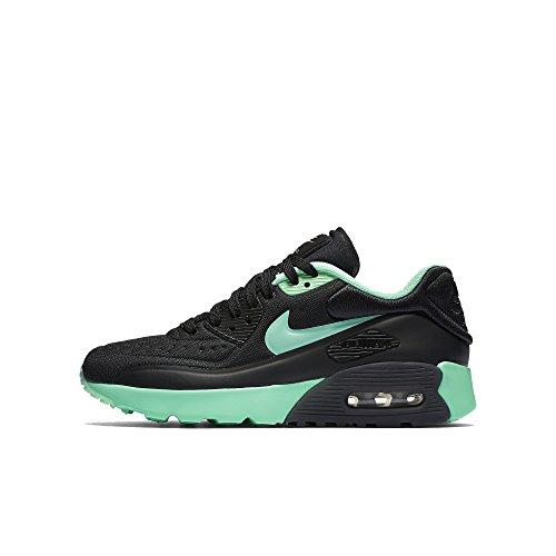 Nike Mädchen 844600-003 Turnschuhe Schwarz