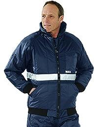 Planam 512106 chaqueta verde medio