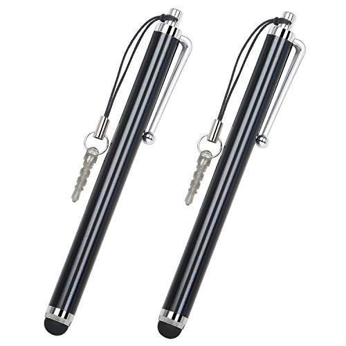 2 X TRIXES Hochwertiger Eingabestift für Apple iPhone 3G, 3GS, 4, iPad, iPad2 WiFi 3G Stylus Pen Iphone 3g Wifi