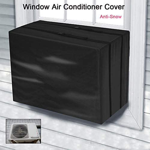 WWricotta Window Air Conditioner Cover for Air Conditioner Outdoor Unit Anti-Snow -