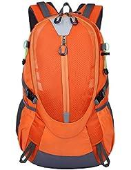 OGERT Alpinismo Mochila Viajes De Placer Al Aire Libre,Orange