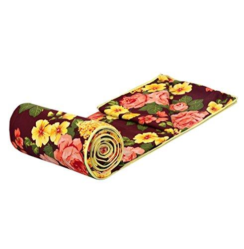 Salona Bichona Micro fiber Flannel Single Dohar