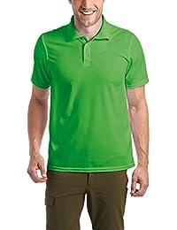 Maier Sports Herren Polo 1/2 Arm T-shirt,