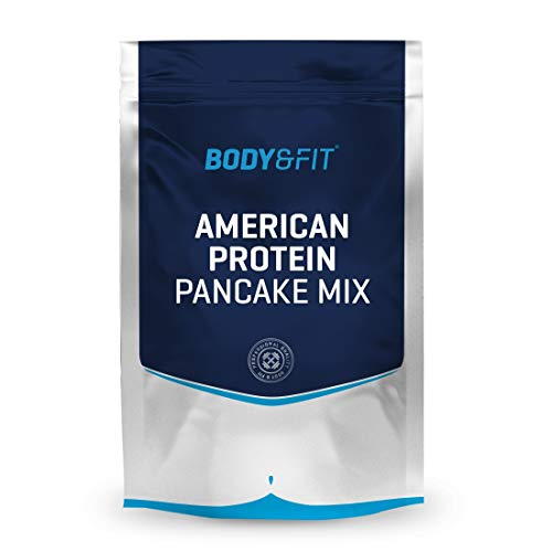 Body & Fit American Protein Pancake 1000 gramm -
