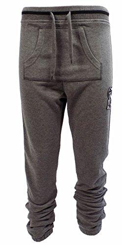 Pantalone Donna TWIN SET SA62GB Felpa Sportivo Autunno Inverno 2016 Grigio S