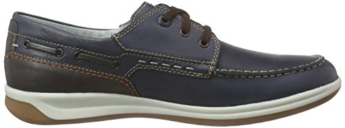 Fretz Men Bern, Baskets Basses homme Bleu - Blau (32 blue)