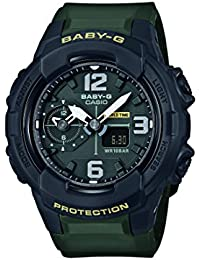 Casio Baby-G – Damen-Armbanduhr mit Analog/Digital-Display und Resin-Armband – BGA-230-3BER