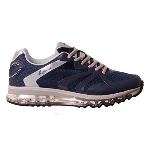 Australian AU300 Hommes, synthétique, Sneaker Low