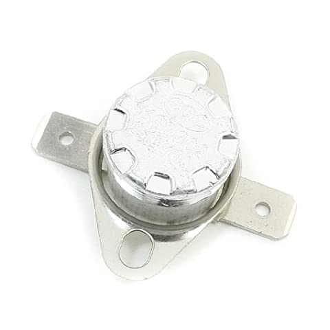 AC 250V 10A 200C N/C Temperature Control Switch Thermostat