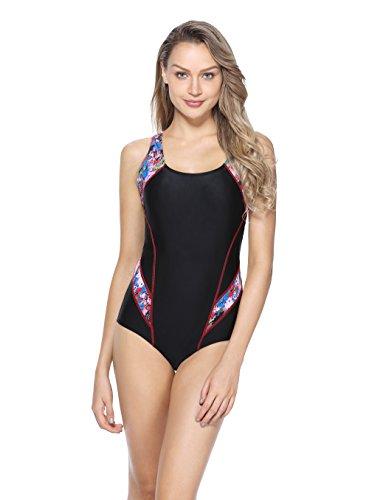 8c8147f47b7 Athletic one-piece swimsuits le meilleur prix dans Amazon SaveMoney.es