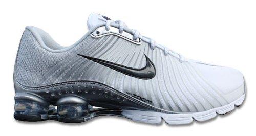 NIKE SHOX EXPERIENCE + Sneaker , Laufschuhe EU 41 US 8 (Nike Shox Damen Weiß)