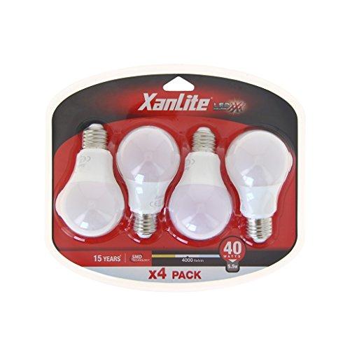 Xanlite TO130W Torche Etanche 130Lm Gris/Rouge