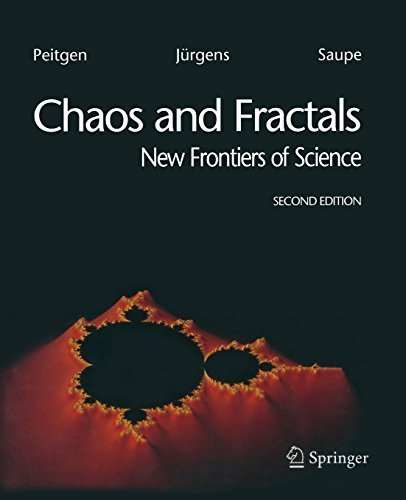 Chaos and Fractals: New Frontiers of Science 2nd 2004. Softco edition by Peitgen, Heinz-Otto, J¨¹rgens, Hartmut, Saupe, Dietmar (2012) Paperback