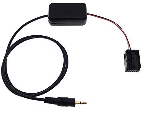 BMW Mini Cooper MP3 AUX In Adapter Klinke Kabel 12-pin Radio Boost Business CD