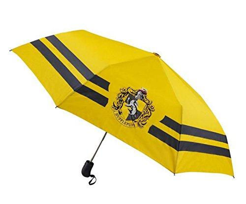 Paraguas Hufflepuff, 112 cm. Harry Potter