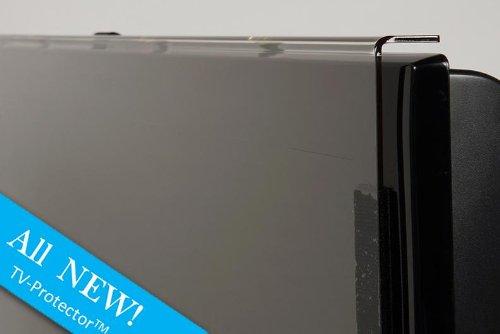 63, 64 und 65 Zoll TV-ProtectorTM Fernseher Bildschirmschutz für LCD LED Plasma HDTV - Klar, Anti-UV. TV-Bildschirm / Display Schutz