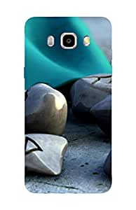 Cell Planet's High Quality Designer Mobile Back Cover for Samsung Galaxy J5 (2015) on No Theme theme - ht-smsg_j5-17032017-g_i56
