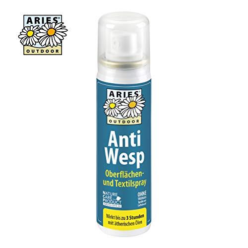 Aries Anti Wesp Oberflächen und Textilspray-50 ml, 50 ml