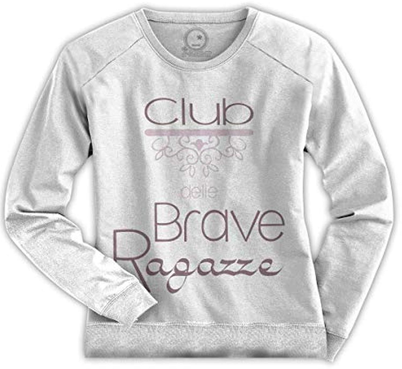 Mokaba Felpa Club Brave - Ragazze - Brave MKB Donna cf68b1 ... e6641701aff
