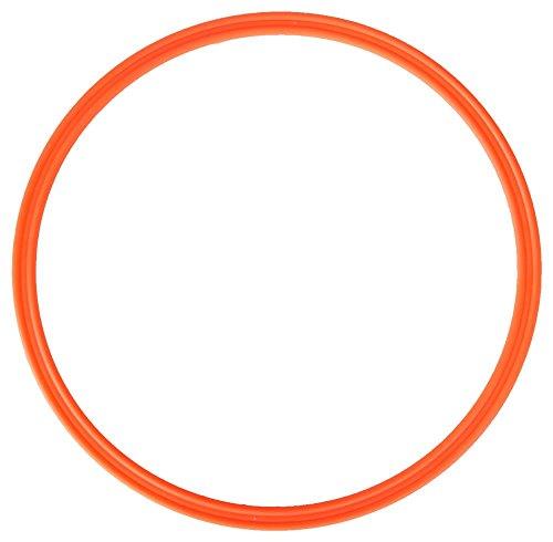 Boje Sport - PREMIUM Produkte (schneller Versand Amazon) Agility Hundesport - Ring/Reifen Ø ca. 40 cm - Farbe: orange