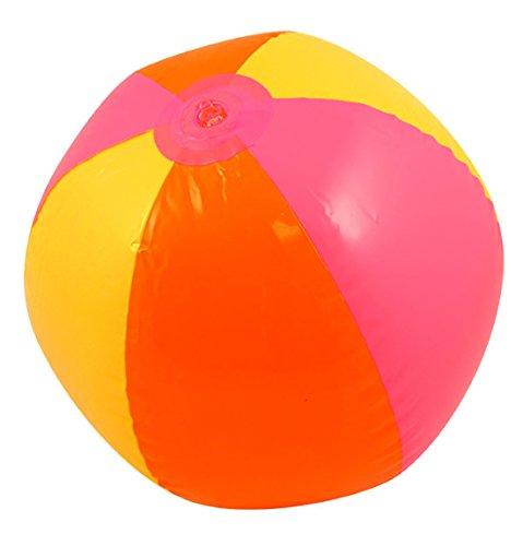 (Islander Fashions aufblasbare Blow up Beach Ball Spielzeug 50 cm Fancy Sommer Pool Party Spiel Zubeh�r)