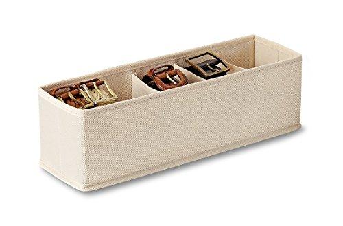 Porta cinture Easy Box in TNT (Panna