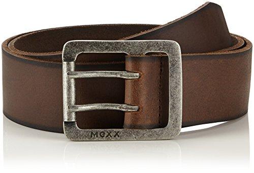 Mexx - MX3023381 BELT, Cintura Uomo, Marrone (Chestnut 990), 70 cm (Taglia Produttore: Medium)