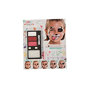 My Other Me Me-207073 Kit Maquillaje Infantil Perro, Talla única (Viving Costumes 207073