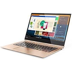 """Lenovo YOGA 920-13IKB - Portátil táctil convertible 13.9"""" Full HD (Procesador Intel Core i7-8550U, 8GB de RAM, 512GB SSD, Windows 10 Home) Cobre. Teclado QWERTY español"""
