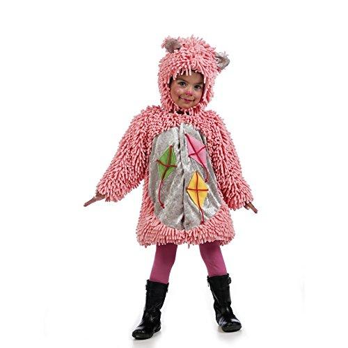 Limit Kleinkinder-Kostüm rosa Igel 3 Jahre (MB710) NEU (Igel Kostüm Kleinkind)