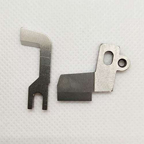 Generisch Messersatz für Overlock Medion MD14302 / MD16600 / MD18030