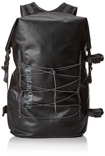 Preisvergleich Produktbild Patagonia Stormfront Roll Top Pack,  Unisex-Erwachsene Rucksack,  Schwarz (Black),  36x24x45 cm (W x H x L)