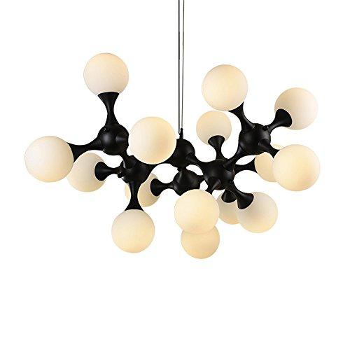 Ceiling Lights & Fans Audacious Modern Led Crystal Chandelier Novelty Loft Fixtures Nordic Living Room Hanging Lights Restaurant Suspended Lamp Bedroom Lighting Chandeliers