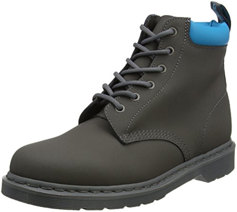 Dr. Martens 939 Gunmetal+Soft Blue AJAX+PU, Botas para Hombre