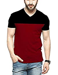 Veirdo Men's Cotton Tshirt