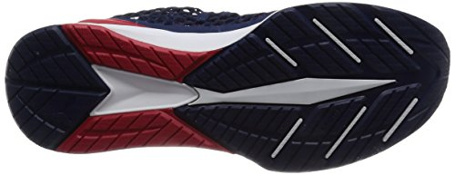 Puma Herren Ignite Netfit Outdoor Fitnessschuhe Blau (Blue Depths-Toreador)