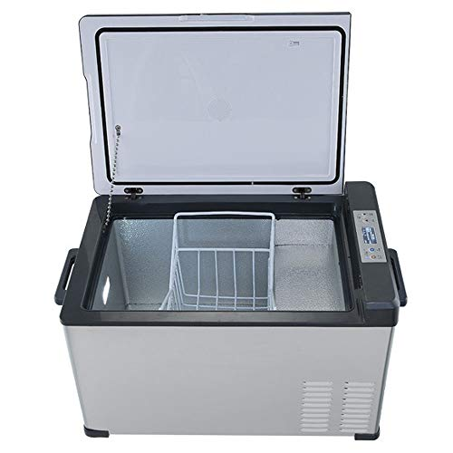 Glacière électrique Réfrigérateur 15L-75L avec dessus en forme de table A + [Classe énergétique A +] (taille : 50L)