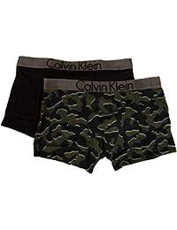 Calvin Klein Pack 2 Boxer niño Chico Junior CK artículo B70B700201 ...