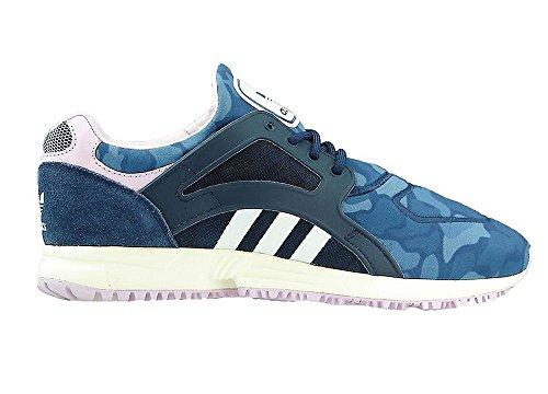 adidas Racer Lite Damen Sneakers Navy/Weiß